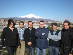 Il team di CoRoT presso l'INAF-Osservatorio Astrofisico di Catania