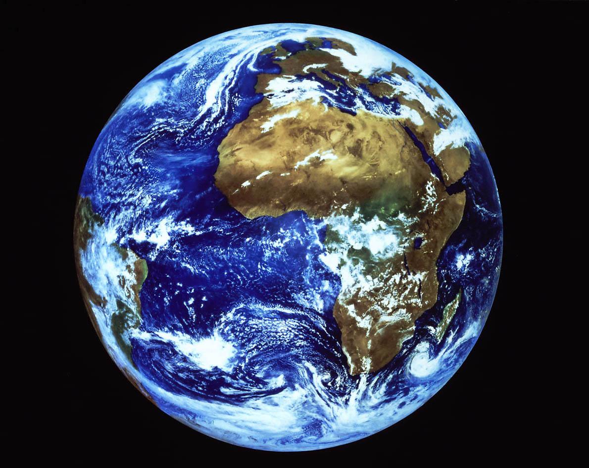 Il pianeta Terra - ThingLink