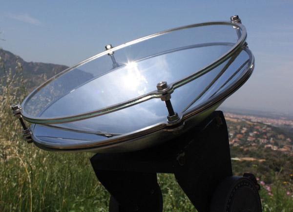 Pannelli Fotovoltaici Superconcentrati Media Inaf