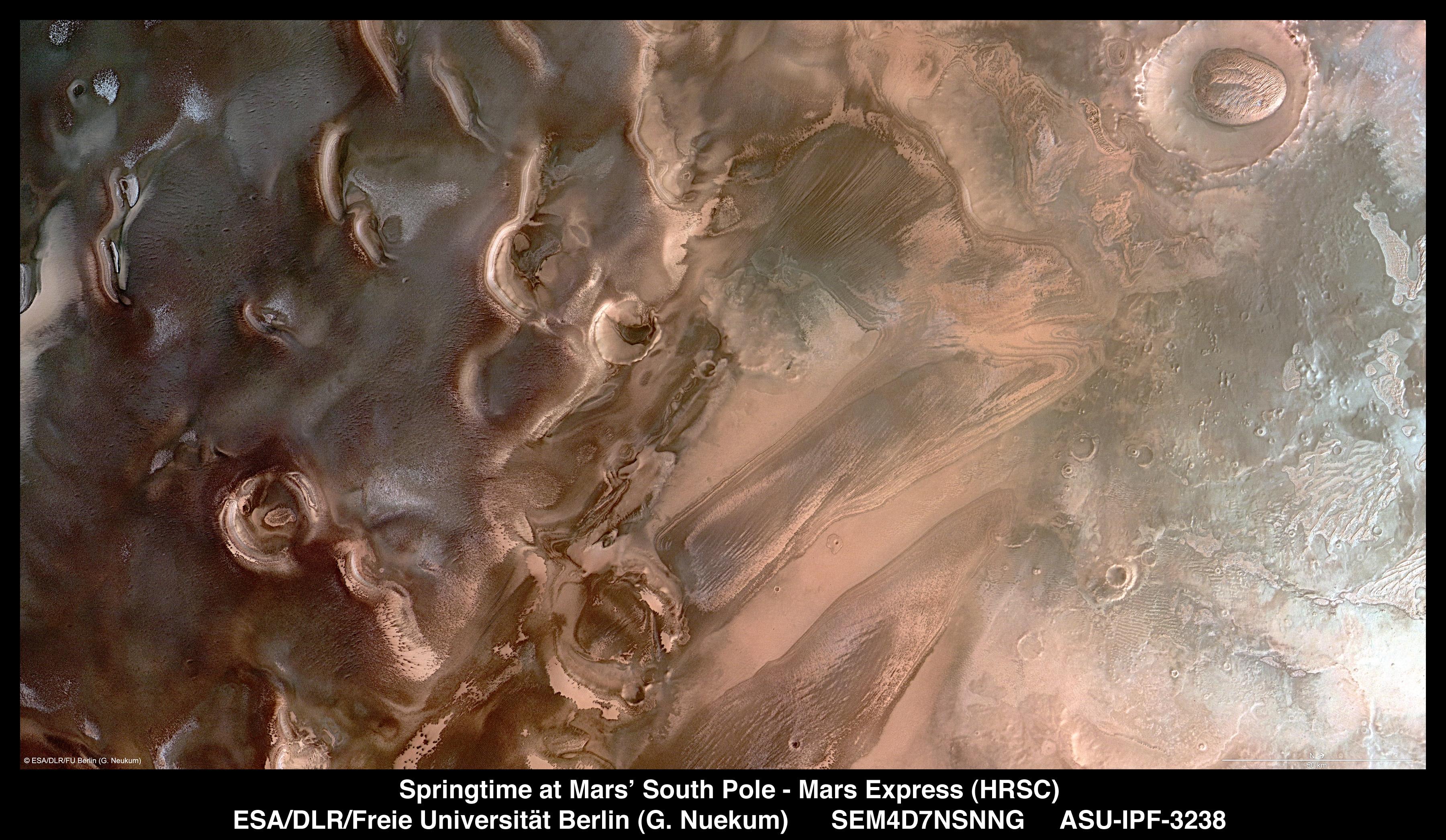 Image of the Week 1: Marte