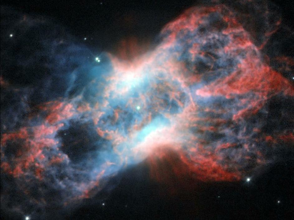 Breathtaking Nasa Hubble Space Hd Wallpapers: La Nebulosa Con Le Ali