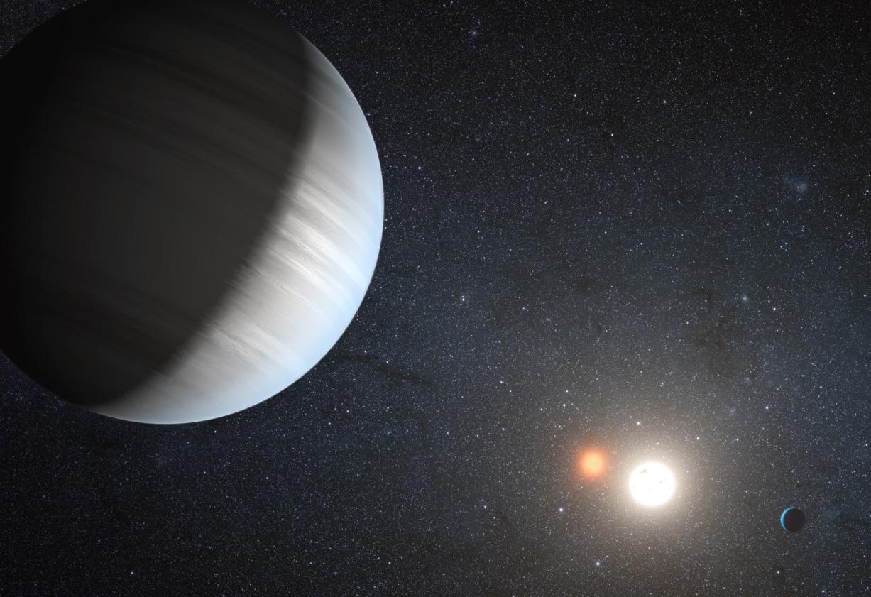 Due pianeti attorno a due Soli scoperti da Kepler e le molecole di zucchero scoperte nello spazio