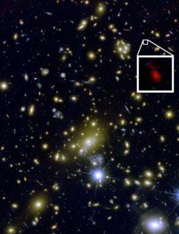 La recente scoperta della galassia più lontana, il meteo spaziale e la tecnica per calcolare la distanza e l'età dei Quasar