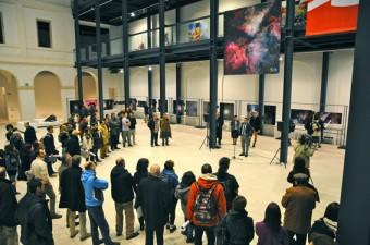 """Inaugurazione della mostra """"Straordinario Universo"""""""