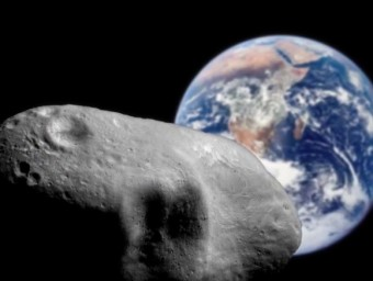 Asteroid 2012-DA14