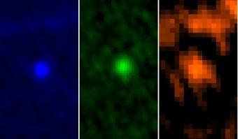 Apophis visto da Herschel