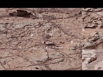 Marte scavo