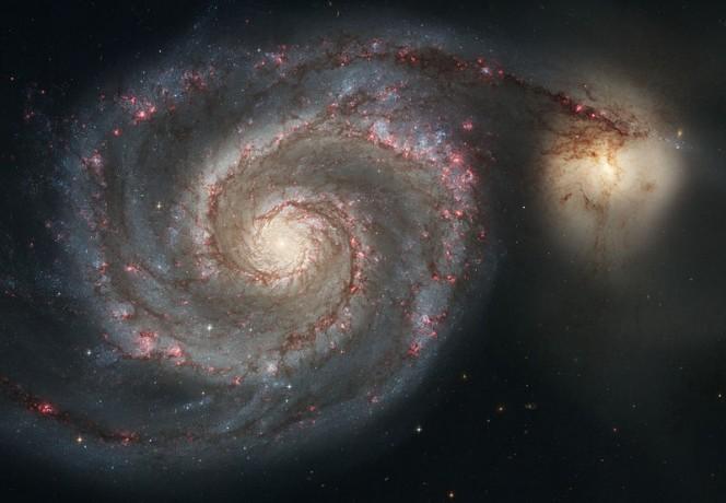 Crediti: Hubble ESA/NASA