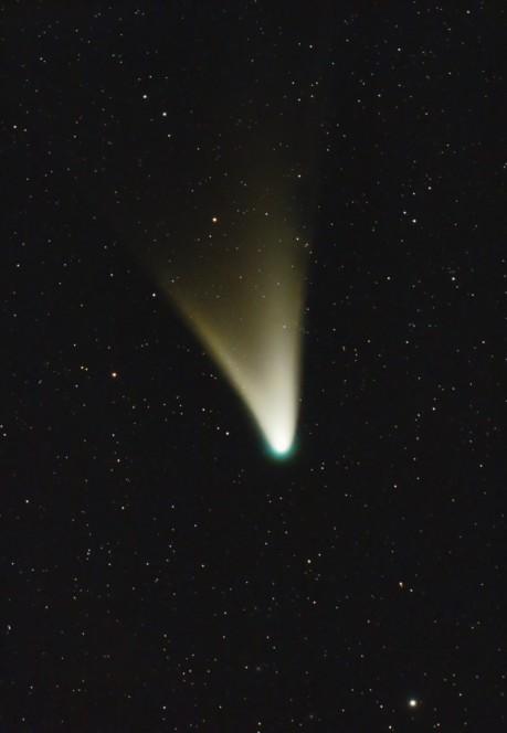 Una immagine della cometa Pan-STARRS scattata da Ignacio Diaz Bobillo, da Buenos Aires, Argentina (http://www.pampaskies.com)