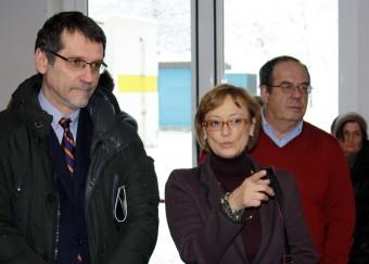 Da sinistra: il sindaco di Bologna Virginio Merola, la direttrice dell'IRA Luigina Feretti e il direttore scientifico dell'INAF Giampaolo Vettolani