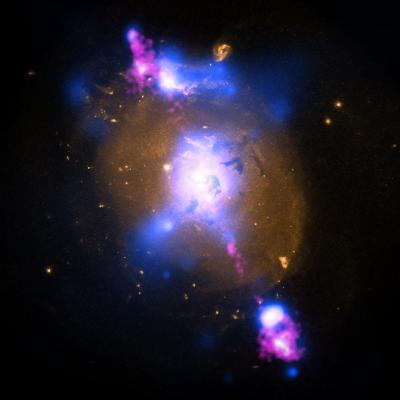 buco nero e jets