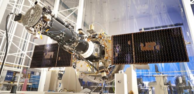 Il nuovo satellite Nasa chiamato IRIS in orbita, la sonda Voyager 1 oltre il sistema solare e un'insolita stella pulsante