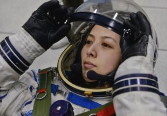 Wang Yaping è la seconda donna a partecipare a una missione spaziale cinese