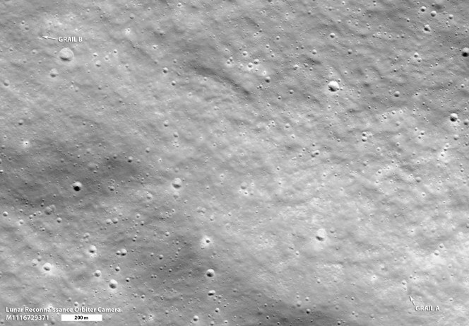 Crediti: NASA/GSFC/Arizona State University