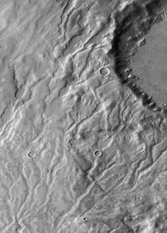 Mars from Mars Reconnaissance Orbiter