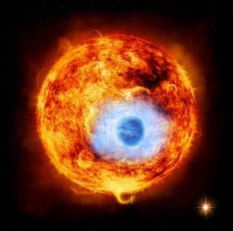 Crediti: X-ray: NASA/CXC/SAO/K.Poppenhaeger et al; Illustrazione: NASA/CXC/M.Weiss