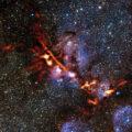 Nebulosa zampa di gatto
