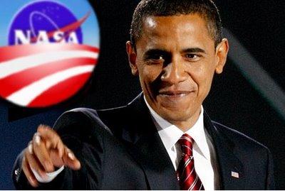 Obama-NASA