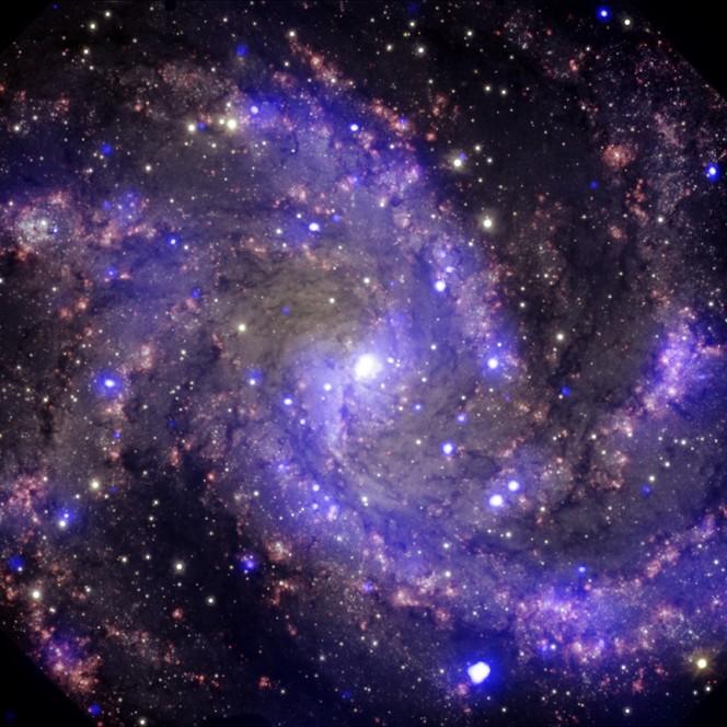 Credit: X-ray: NASA/CXC/MSSL/R.Soria et al, Optical: AURA/Gemini OBs
