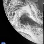 Le immagini del flyby della Terra scattate da Juno mentre sorvola il Sud America, il 9 Ottobre (19:06UT).  Crediti: NASA/JPL/SwRI/MSSS