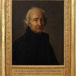 l'astronomo Piazzi dipinto di Costanzo Angelini