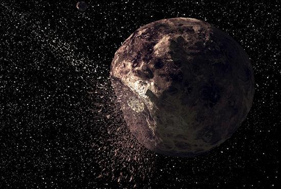 asteroide Phaeton 3200