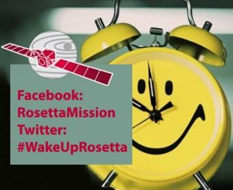 rosetta-wakeup