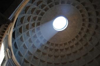 Il Pantheon di Roma. Crediti: majorjameshannah/Flickr