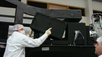 Primo passo: rimozione dei pannelli esterni di IFS