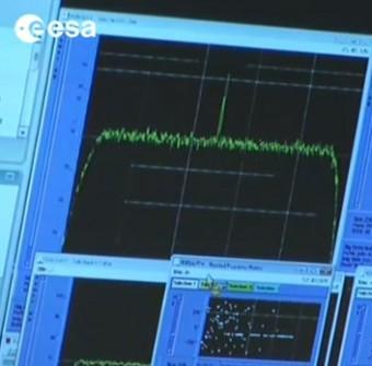 L'agognato segnale ricevuto da Rosetta alle 19.18 ora italiana