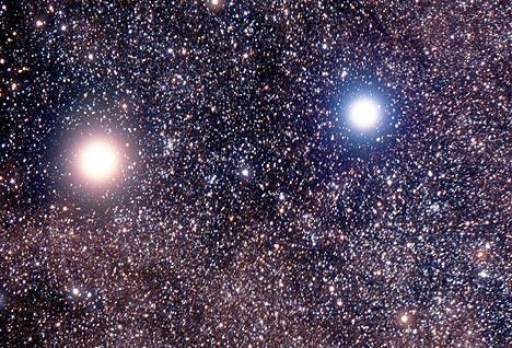 Alpha-stelle