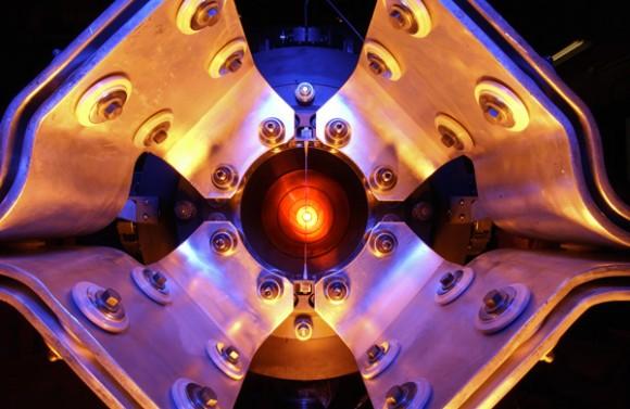 NuMI (Neutrinos from the Main Injector). Crediti: Caltech