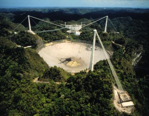 Osservatorio di Arecibo, Puerto Rico.