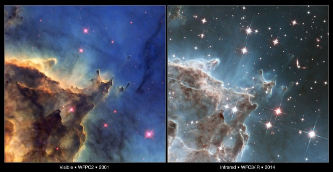 Crediti: NASA and ESA  Acknowledgment: NASA, ESA, and the Hubble Heritage Team (STScI/AURA), and J. Hester