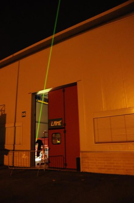 Il superlaser apre la porta ad applicazioni avanzate e agli acceleratori di particelle del futuro.