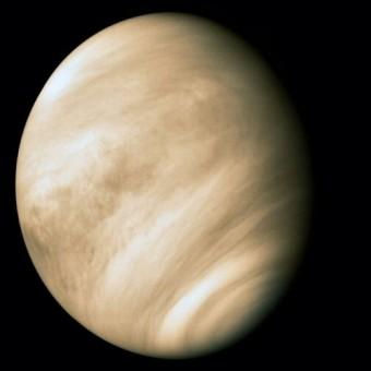 1978. Venere nell'obiettivo della sonda Pioneer. Alcuni pianeti extrasolari potrebbero subire la stessa sorte di questo mondo bruciacchiato. Crediti: NASA / JPL / Caltech.