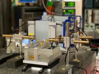 Uno spettrometro di gravità dell'University of Technology di Vienna. Crediti: TU Vienna