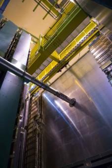 Uno scorcio dell'esperimento LHCb al CERN. Crediti: Anna Pantelia/CERN