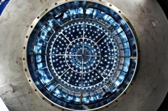 L'esperimento Cosmics Leaving Outdoor Droplets (CLOUD). Crediti: CERN