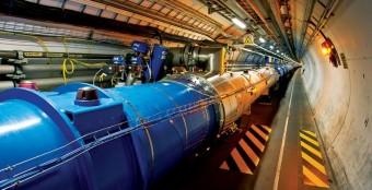 Il Large Hadron Collider. Crediti: CERN