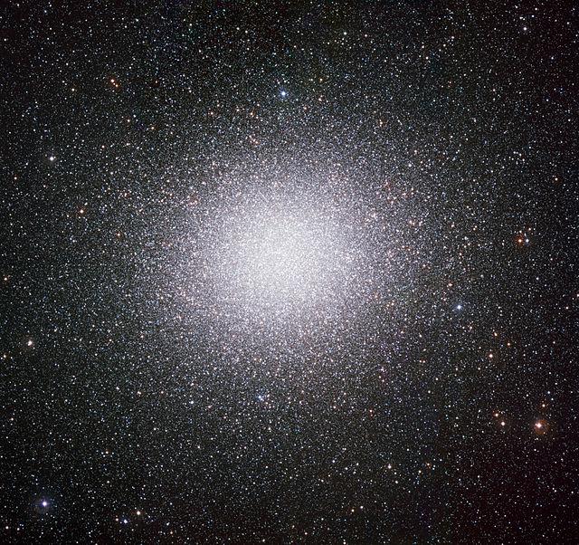 Ammasso globulare. Crediti: ESO