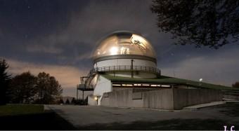 La cupola del Telescopio INAF Copernico a Cima Ekar - (c) Lino Contri