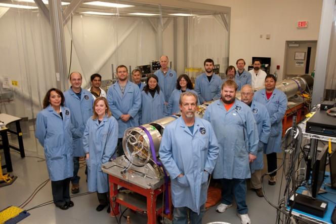 La ricerca, che ha visto coinvolto NASA, le Università del Wisconsin-Madison, Michigan, Kansas, la Johns Hopkins e il CNES francese.