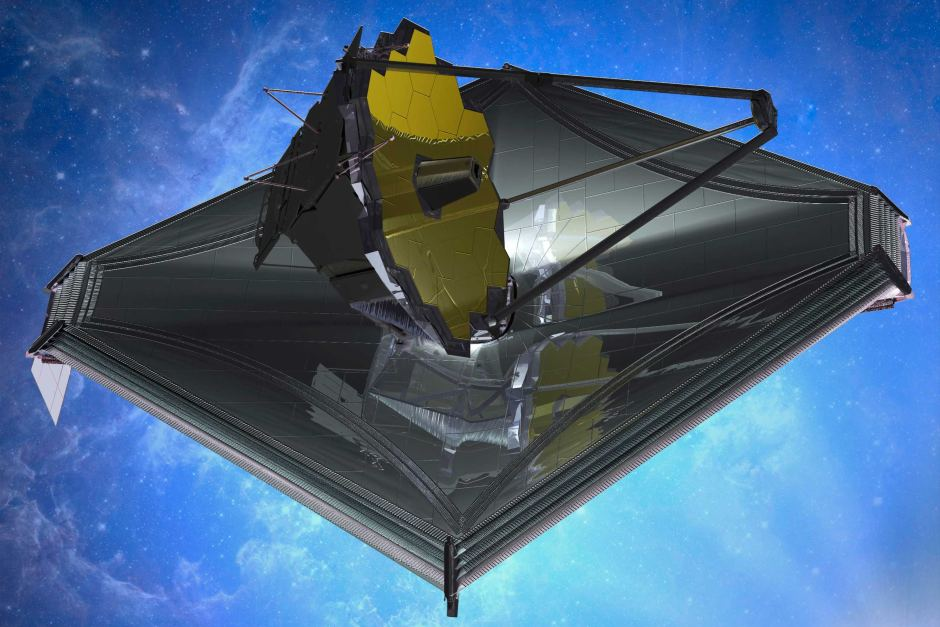 Il James Webb Space Telescope: il lancio è previsto per il 2018