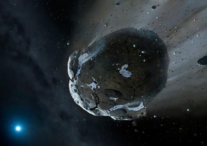 Crediti: NASA, ESA, M.A. Garlick, University of Warwick, and University of Cambridge.
