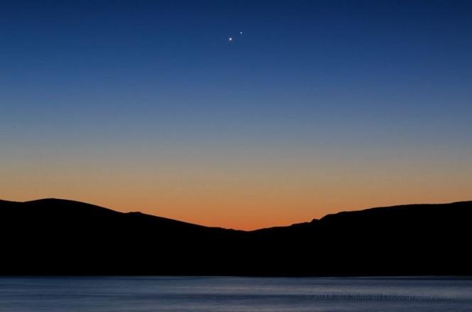 Ancora Stati Uniti, ma ci spostiamo sul confine tra California e Nevada, sulle rive del Topaz Lake. Crediti: Jeff Sullivan / Jeff Sullivan Photography.