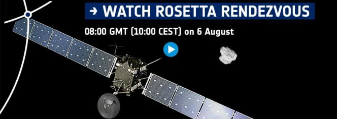 rosetta-rendezvous