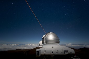 Il telescopio Gemini Nord all'osservatorio di Mauna Kea, alle Hawaii. Crediti: Gemini Observatory / Association of Universities for Research in Astronomy