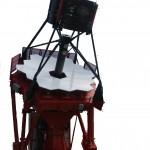 Il telescopio ASTRI a Serra La Nave sul Monte Etna, che sarà inaugurato ufficialmente il 24 settembre
