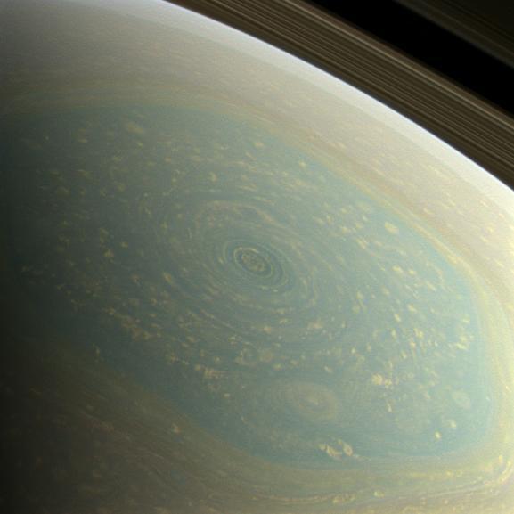 Immagine scattata il 29 aprile 2013. Crediti: NASA/JPL-Caltech/SSI